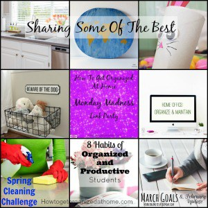 Sharing Some Of The Best: February's Monday Madness