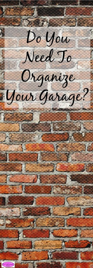 Do you need to organize your garage? If you need to get your garage organized you will find these tips useful to help you clean and organize this space.