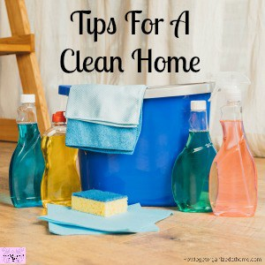Do you struggle with keeping your home clean? These tips will help!