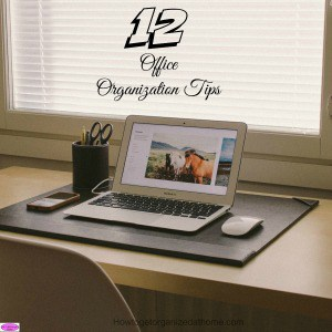Office organization tips are important, they can help identify ways in which you can improve your working environment and your efficiency at work.