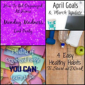 Sharing Some Of The Best: April 2016 Monday Madness