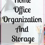 Looking for ideas for home office organization and storage? These simple tips and ideas will transform your home office. They are easy to implement and straightforward to understand!