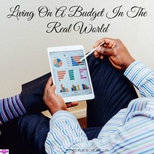 Living on a budget in the real world is possible. It does take a lot of time and commitment to actually succeed but it is totally worth the effort.