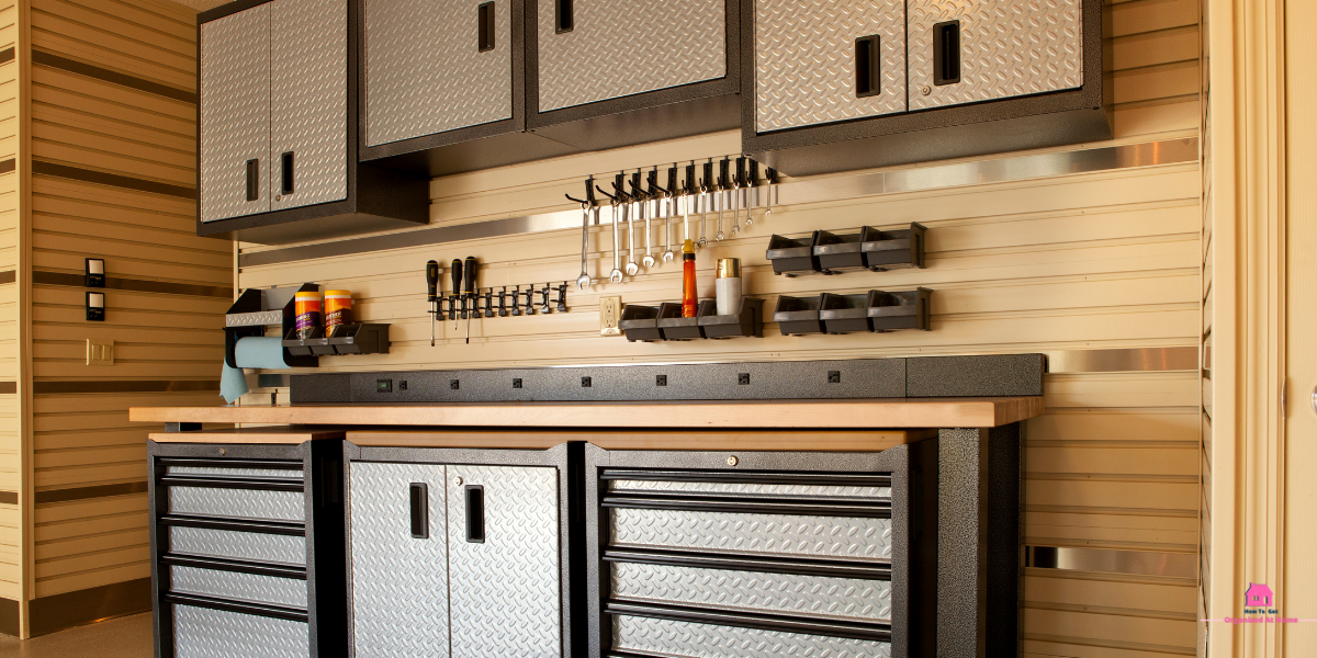 How To Organize Your Garage On A Tight, Organizing Your Garage On A Budget