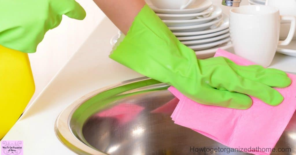How to clean your home, with plenty of practical tips!