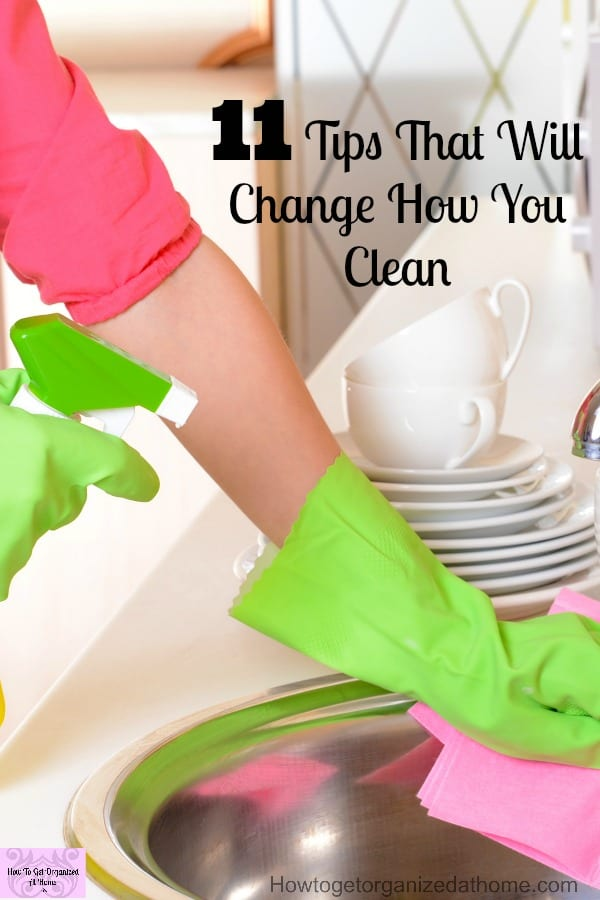 Do you need some great cleaning tips to tackle your home? These tips will help!