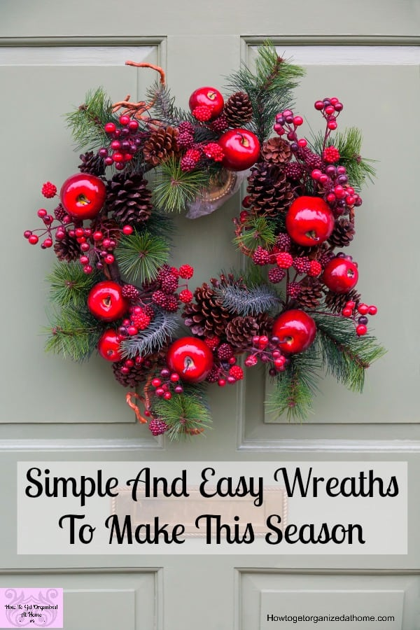 Looking to make your own Halloween or fall wreath for your front door? This selection of wreaths will inspire you to make something beautiful, or just purchase one readymade!