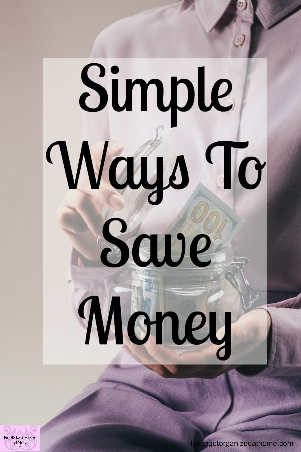 Looking for tips and ideas for the best ways to save money? These awesome tips and ideas will help you save money fast!