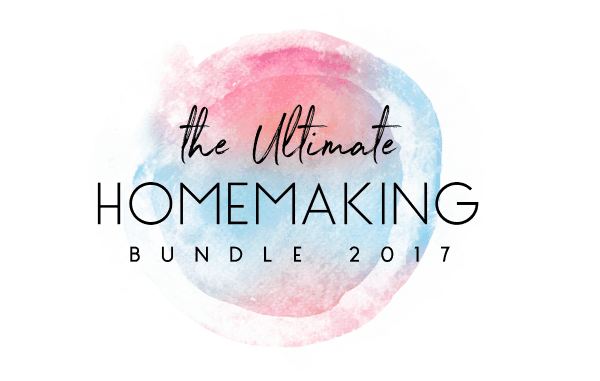 The Ultimate Homemaking Bundle from Ultimate Bundles