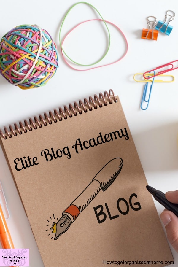 Elite Blog Academy is the course that is designed to take your blog to the next level! Don't risk missing out!
