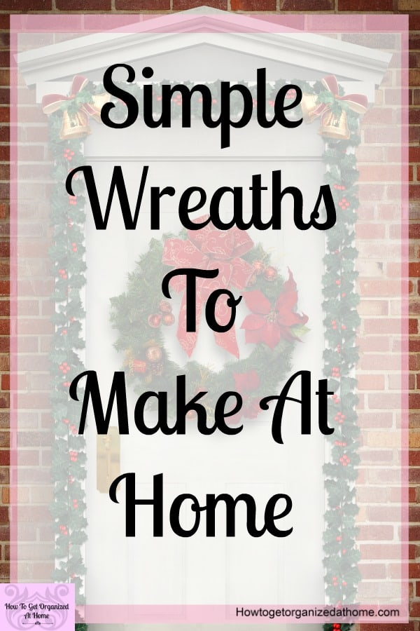When it comes to wreaths and the holiday season, the only thing to limit yourself is your budget! Wreaths are simple and easy to make, check out the one I'm making!