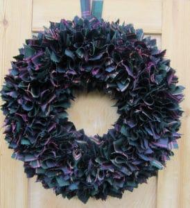 tartan-wreath