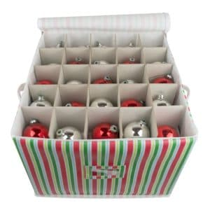 Storage with dividers