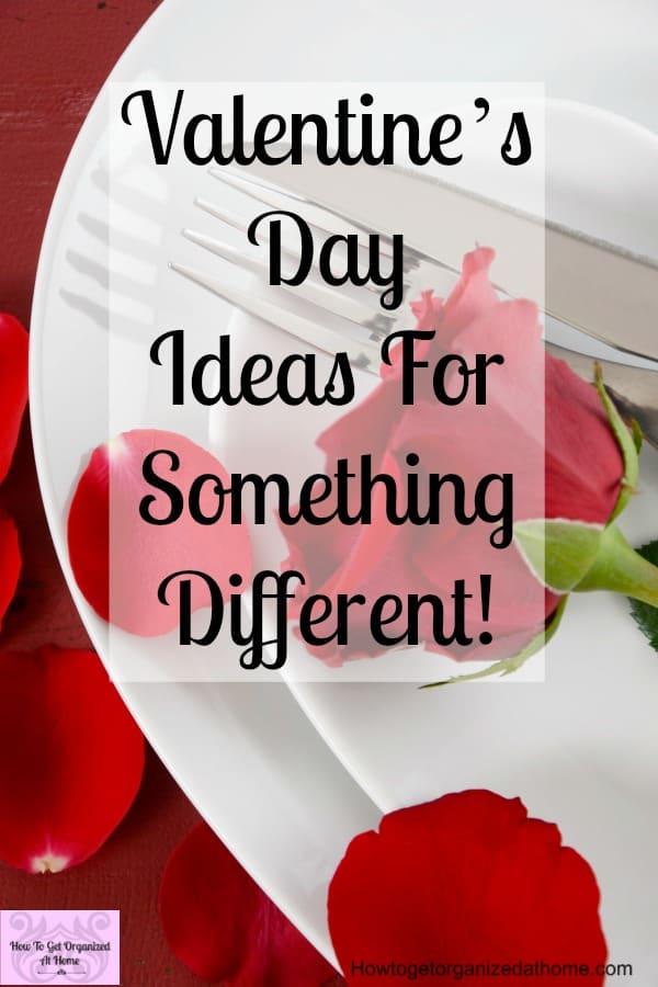 Looking for Valentine's Day date ideas, or need some inspiration for something different? Sometimes we need a little help to get the imagination flowing!
