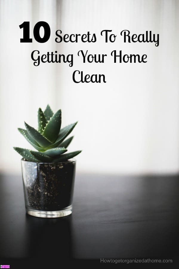 If you are struggling to really getting your home clean then you need to think about what clean means to you! You deserve a clean home too!