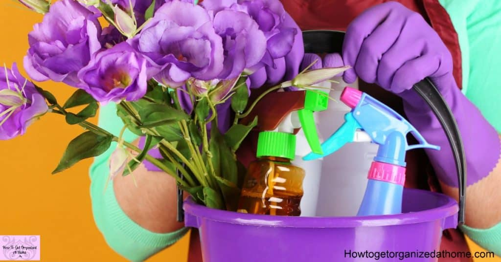 Fast and easy tips to tackle your spring cleaning in no time!