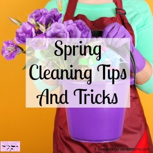 Spring Cleaning Tips You Need To Try