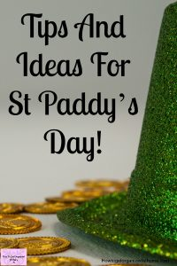 Decoration and décor ideas for St Patrick's Day! Tips to help you create the look and style you want for this fun green celebration!