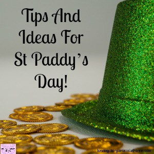 Have fun and make lasting memories this St Patrick's Day