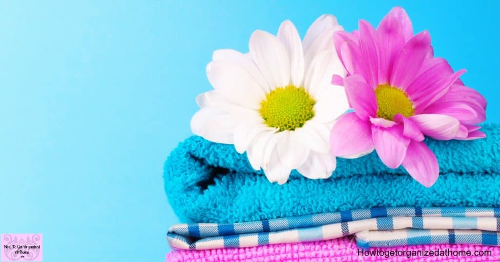 Ever wondered how to stay on top of your laundry? It doesn't have to be difficult! Try these 5 tips!