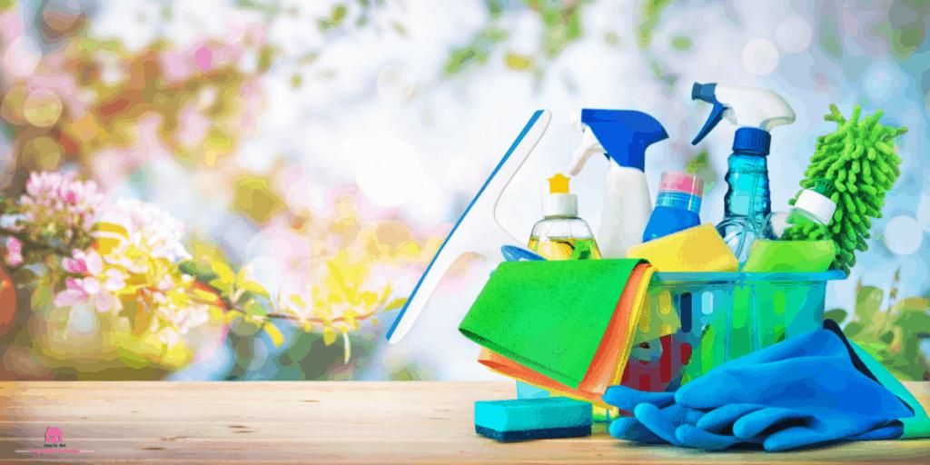 homes clean