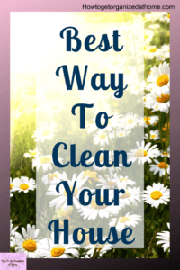 When it comes to cleaning my home for summer I take a step back and just do the basics, that way I get some fun in the sun too. #clean #cleaning #summer