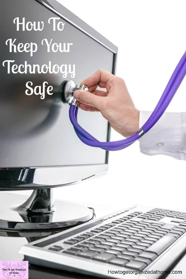 Keeping your technology and personal information safe whilst online is so important!