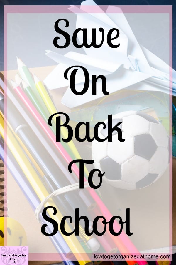 Do you need to save money on back to school costs? It's doesn't have to break the bank to send your kids back to school! Learn some simple tips to save money on back to school costs!