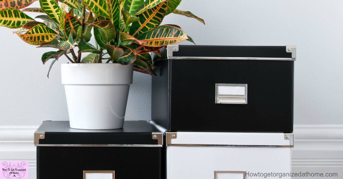 5 Simple And Easy Ways To Organize Your Home Today