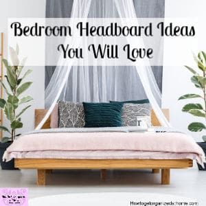When it comes to headboards they can make a statement in the bedroom! Check out these amazing and stylish headboards that I know you will love!