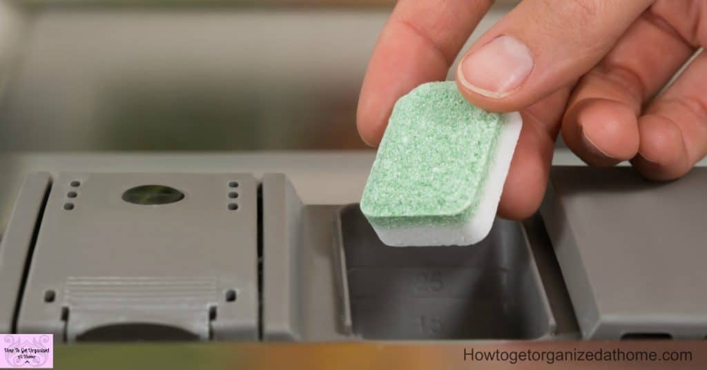 If you are looking for ideas to make your own dishwasher tablets that are cheaper than shop bought then read on!