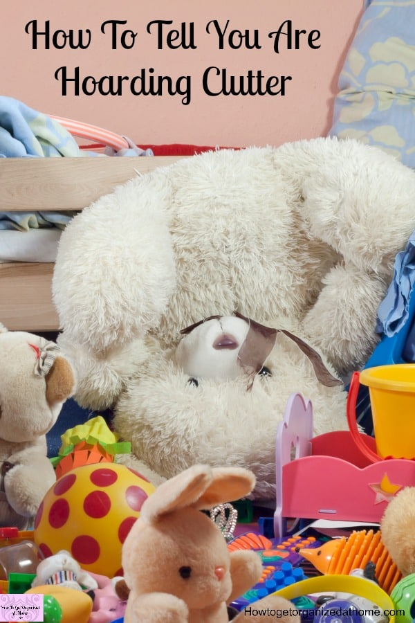 Clutter has a habit of hiding in plain sight, you might walk past it every day and not even notice it is there! Tackle your clutter today!