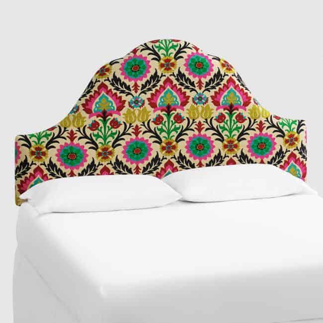 Desert Santa Maria Elsie Upholstered Headboard