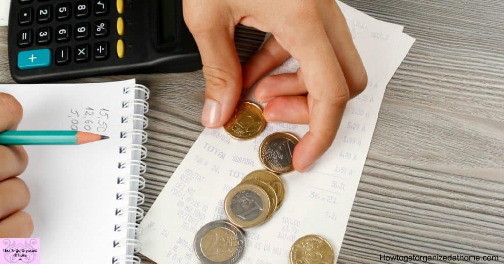 Budgeting when you have little money is key to turning the situation around!