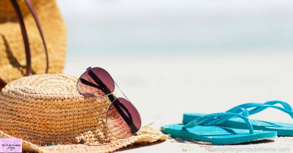 Start saving for your vacation today! Don't put it on credit!