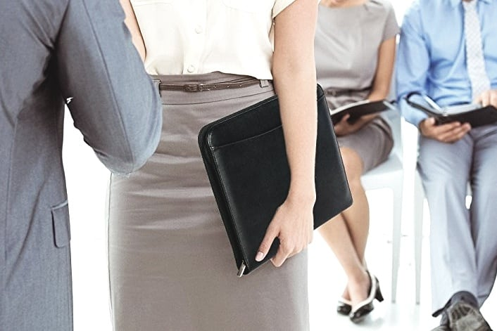 Take your padfolio to work!