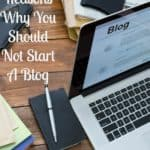 Don't know what to do, but you are thinking about starting a blog? These reasons are there to help you decide if blogging has the potential to be a career choice!