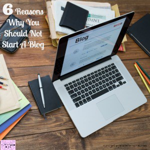 Looking to start a blog? You might think again when you read these tips!