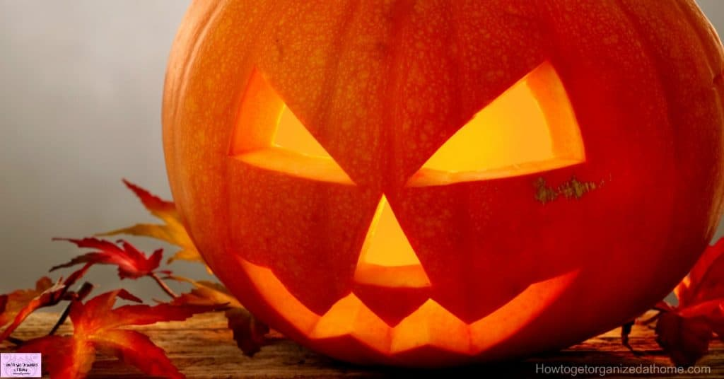 Don't let the stress of Halloween get you down! Start planning today and enjoy the fun that comes with Halloween!
