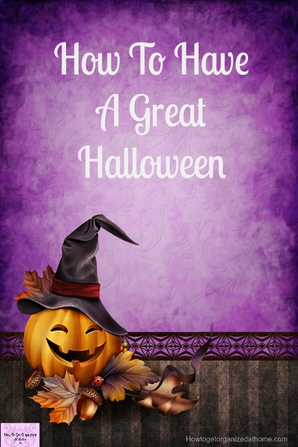 Need to plan your Halloween, from costumes, decorations and Halloween food! You are not alone! Get your planning prepared, delegate and start enjoying the fun!