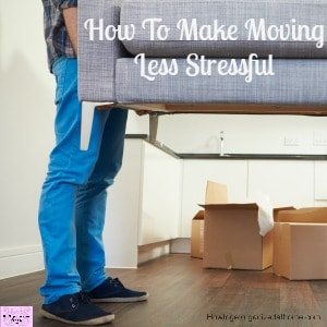Do you need to move but want to reduce the stress involved?