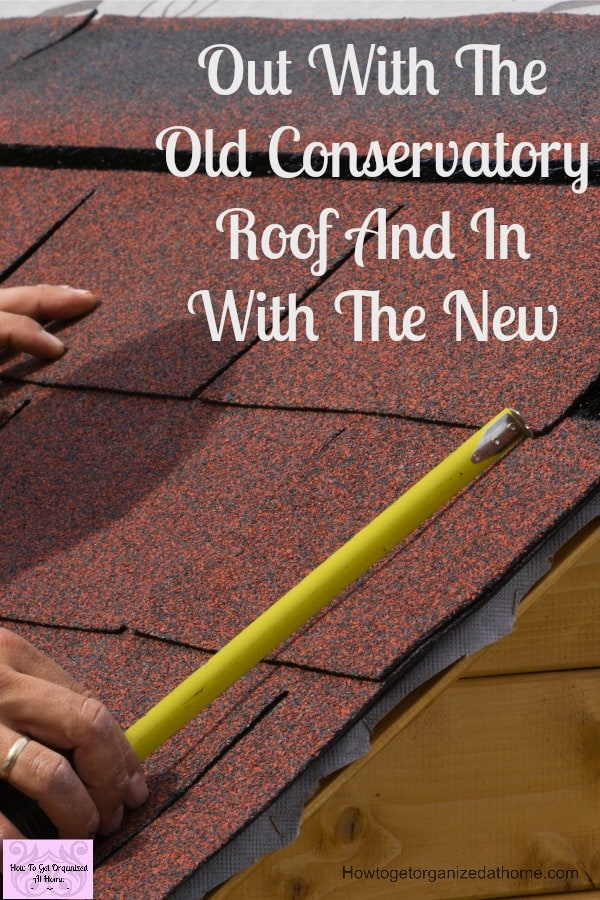 Thinking about changing your roof in your conservatory to something that is damp free and not dripping condensation on your head? Check out my new lightweight conservatory roof replacement!