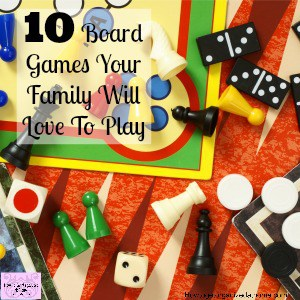 10 Board Games Your Family Will Love To Play