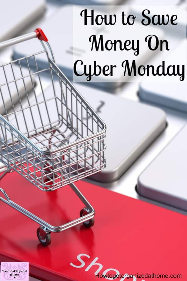 Looking for tips on how to make the most of Cyber Monday deals? If you don't need the item remember you don't need to buy it!