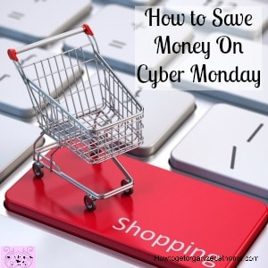 How to Save Money On Cyber Monday