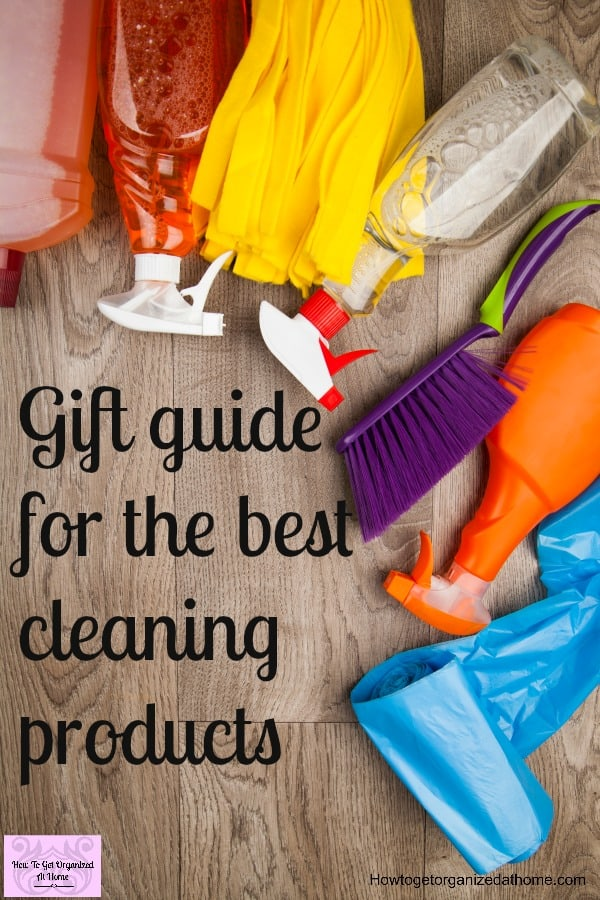 Looking for a gift for someone who loves to clean? This inspiration will help you find the perfect gift ideas for the cleaner in your life!