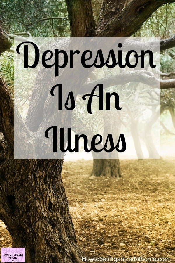 Depression and anxiety affects your whole life! Learn to understand your illness and start to beat the depression! Mental illness causes overwhelm and exhaustion!