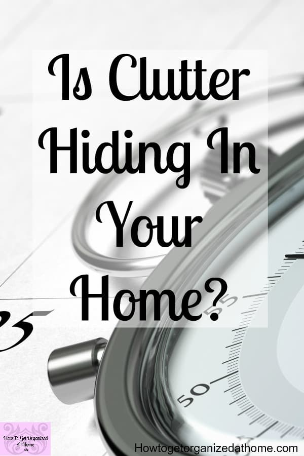 Do you feel trapped by your clutter? Does the idea of sorting your clutter overwhelm you? Use these simple tips to tackle your clutter today! I know it feels overwhelming but you can do this!