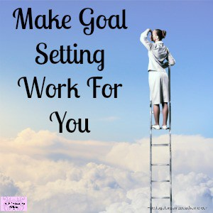 Learn the pleasure of achieving your goals! Plan and break down those goals and reach your dreams!