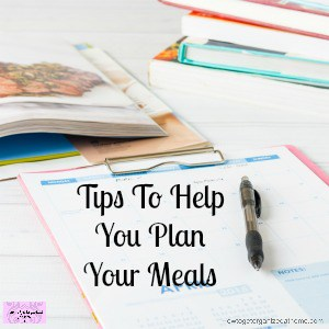 How To Plan Your Meals And Save Money